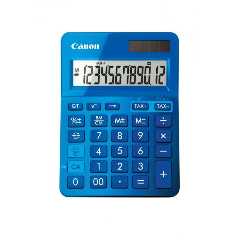 Calculator de birou CANON LS123KBL CALCULATOR 12 DIGITS