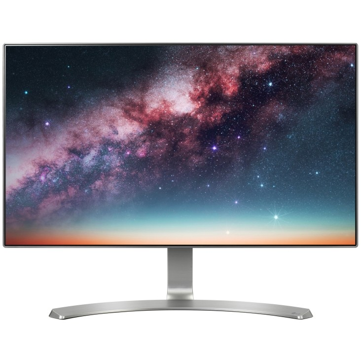Monitor LED 24MP88HV-S,16:9, 23.8 inch Full HD, 5 ms, argintiu