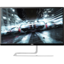 Monitor LED AOC I2281FWH 21.5 inch 5ms Black/Silver