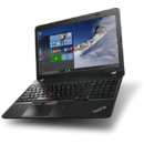 Notebook Lenovo ThinkPad Edge E560, 15.6 inch, procesor Intel Core i3-6100U, 2.3 Ghz, 4 GB RAM, 256 GB SSD, Free DOS, video integrat