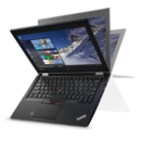 Notebook Lenovo ThinkPad Yoga 260, 12.5 inch Full HD, procesor IntelCore i5-6200U, 2.3 Ghz, 8 GB RAM, 256 GB SSD, Windows 10 Pro, video integrat