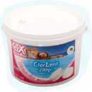 CTX Chemicals Clor lent tablete 90%, 1 kg