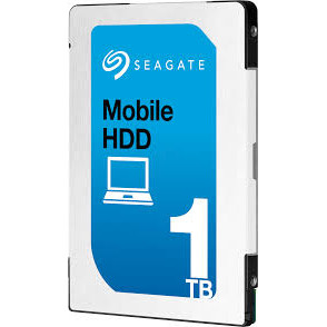 HDD Laptop Hard disk ST1000LM035, Seagate Mobile HDD, 2.5 inci, 1TB, SATA3, 5400RPM, 128MB