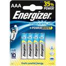 Acumulator 7638900297515, ENERGIZER Maximum, AAA, LR03, 1.5V, 4 pcs