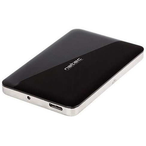 HDD Rack OYSTER 2 External USB 3.0 enclosure for 2.5 SATA HDD/SSD slim aluminum