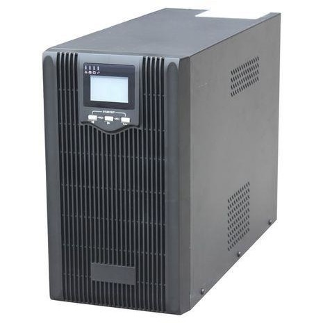 3000VA, Pure sine, 4x IEC 230V OUT, USB-BF, LCD Display