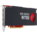Placa video AMD FIREPRO W7100 8GB GDDR5