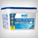 ManufacturGre Total 10 actiuni 2,5 kg tablete 250 g