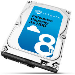 Hard disk ENTERPRISE ST8000NM0115, CAPACITY, HDD 8TB, 7200 RPM, 3.5 inci
