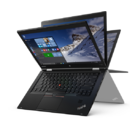 Notebook Lenovo ThinkPad X1 Yoga, 14 inch Touch, Intel Core i5-6200U, 2.3 Ghz, 8 GB RAM, 256 GB SSD, Windows 10 Pro, video integrat