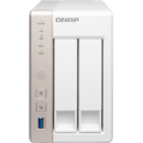 NAS QNAP TS-251+-2G/WD40EFRX , TS-251+-2G, 2BAY, 8TB, WD RED