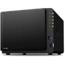 NAS Synology DS916+(8G,) 4BAY, 1.6 GHZ, QC, 8GB