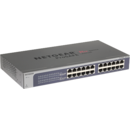 Switch Netgear ProSafe JGS524E , 24 porturi x 10/100/1000 Mbps, Web Managed