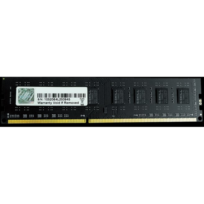 Memorie F3-10600CL9S-4GBNT, D3, 1333 MHz, 4GB, C9, GSkill NT