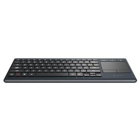 Tastatura Keyboard Logitech luminata K830 - layout Germana