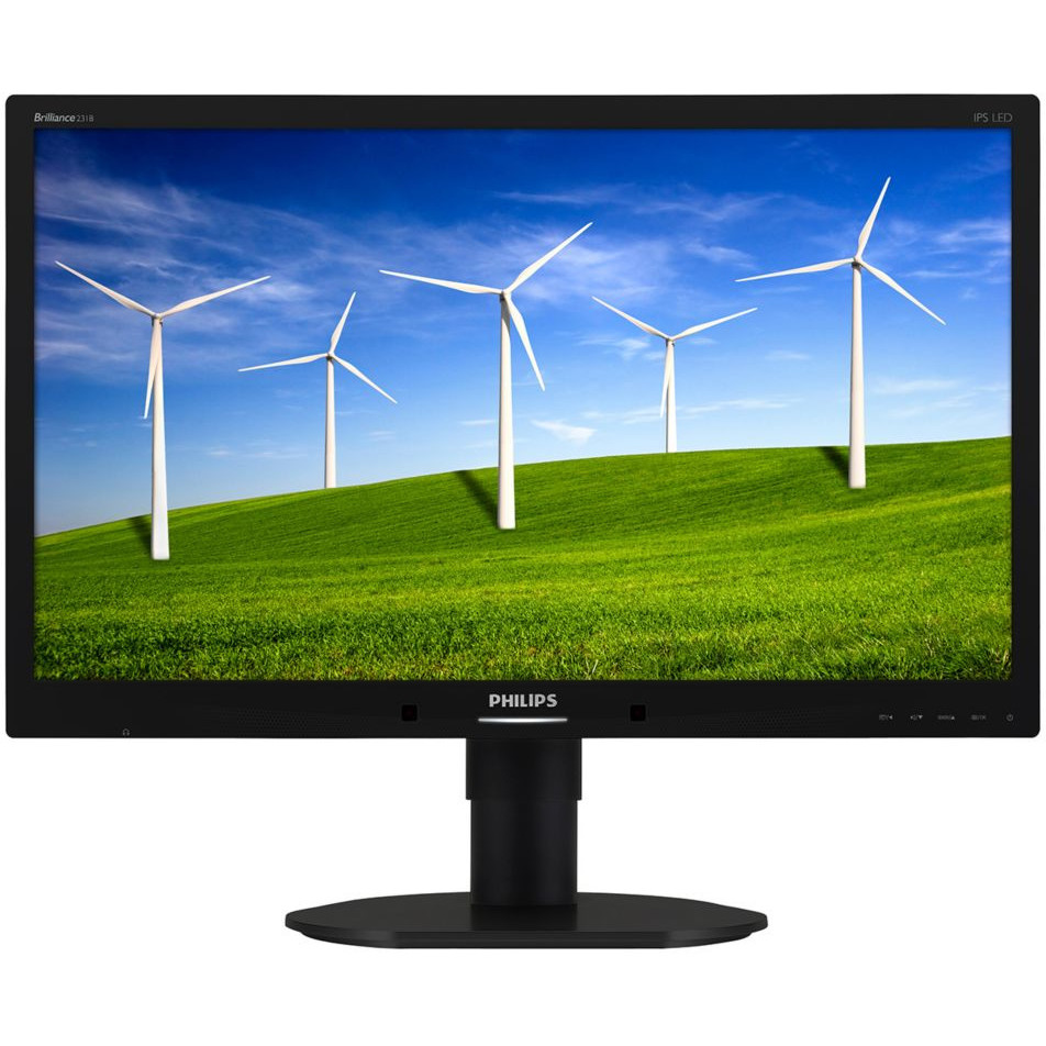 Monitor LED B-Line 231B4QPYCB, 16:9, 23 inch Full HD, 7 ms, negru