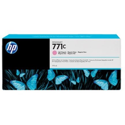 HP Tinte magenta hell 775ml DJ Z6200