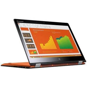 Lenovo Yoga 3 14 Core i7-5500U 2.4 GHz 8GB DDR3 128GB SSD 14.1 inch FullHD Multitouch Bluetooth Webcam Windows 8.1