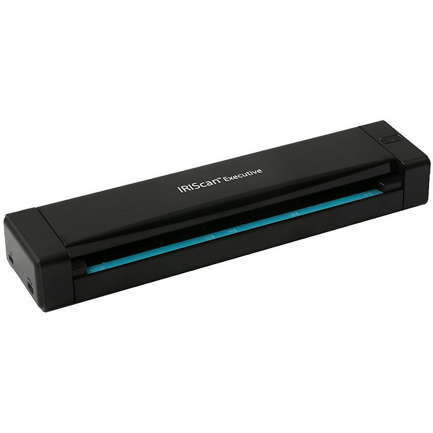Scaner IRIScan Executive 4, duplex, A4, scanner portabil
