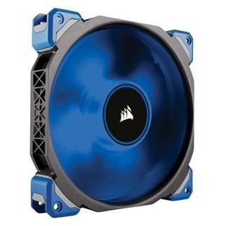 Ventilator CO-9050048-WW, Corsair Air Series ML140 PRO Magnetic Levitation Fan, LED blue, 140mm