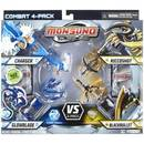 Jakks Pacific Monsuno Combat 4-Pack