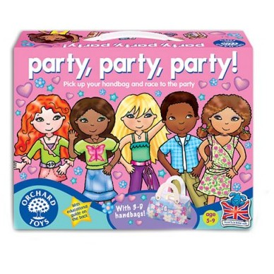 Party, Party, Party!