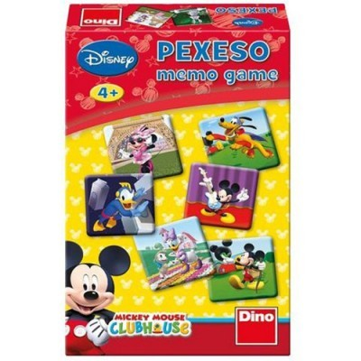 Mickey Mouse Club House - Memo Game