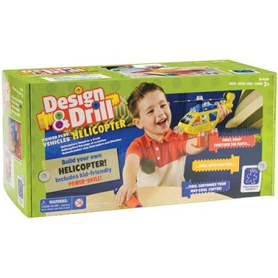 Design & Drill - Helicopter