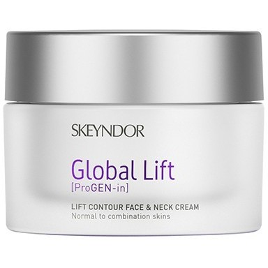 Global Lift- Lift Contur Face & Neck Normal To Combination Skins