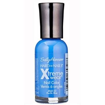 Sally Hansen Hard as Nails Xtreme Wear - Pacific Blue 420