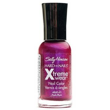 Sally Hansen Hard as Nails Xtreme Wear - Posh Plum 190