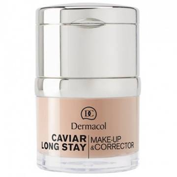 Dermacol Caviar Long-Stay - 4 Tan