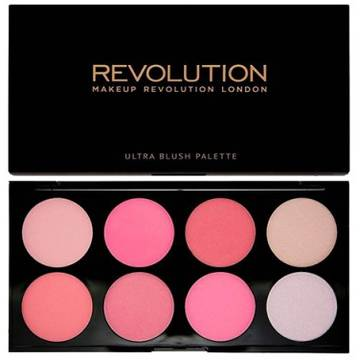 Makeup Revolution London Ultra Blush - All About Pink