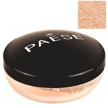 Paese Loose Powder 01 Transparent