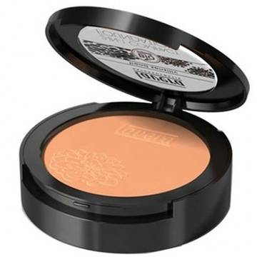 Lavera Natural WARM BEIGE 02 Compact Foundation
