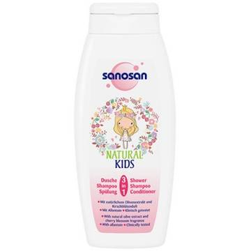 Sanosan Natural Kids 3in1