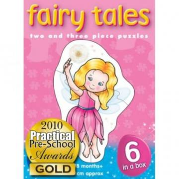 Orchard Toys Fairy Tales (6 Puzzles)