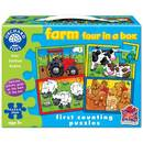 Orchard Toys Farm (Four in a Box)