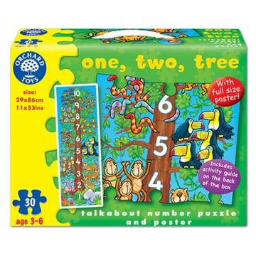 Orchard Toys One, Two, Tree