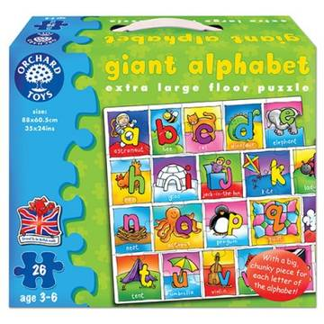 Orchard Toys Giant Alphabet