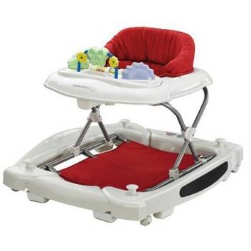 Premergator Bebe Confort Balancelle Baby Walker Animals Red