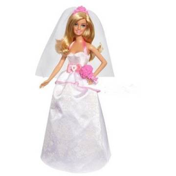 MATTEL Barbie Bride