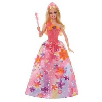 MATTEL Barbie Princess Alexa