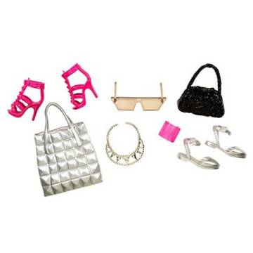 MATTEL Fashion Accessories Assortment CFX32