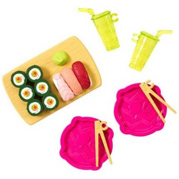 MATTEL Accessory Assortments Mini Sushi