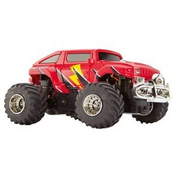 Revell Mini Remote Red Control Truck CM191