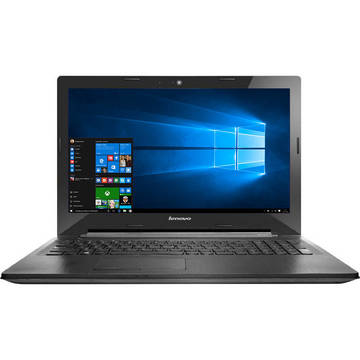 Lenovo G50-80 Core i3-5005U 2 GHz 4GB DDR3 500GB HDD 15.6 inch Webcam Bluetooth Windows 10