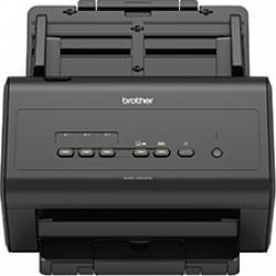 Scanner Brother ADS-3000N, A4, ADF, 50 ppm, negru