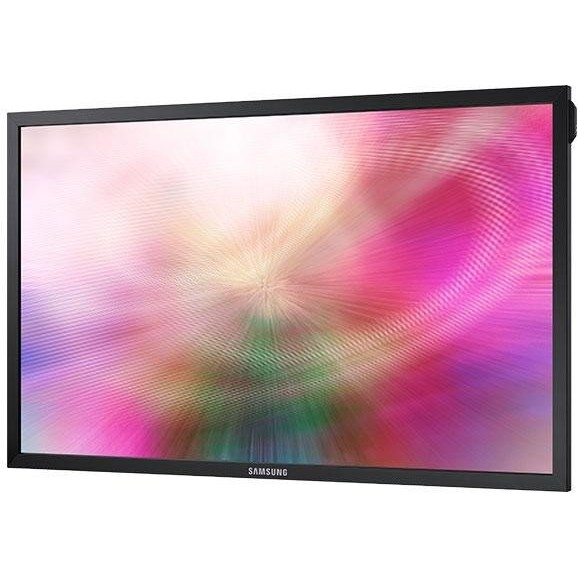 Display Public, 75'', Acc Touch Overlay, negru