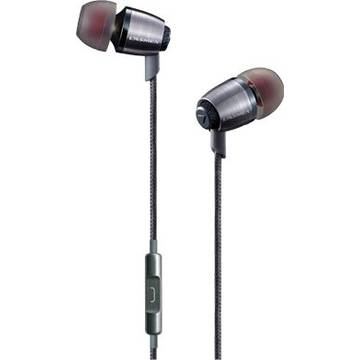 Casti Techolso / Lasmex E8I, 3,5mm, Lasmex E8i in-ear, negru
